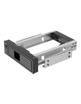 """1106SS 3.5"""" Mobile Rack For SATA I,II,III"""